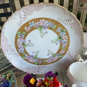 Hand-painted Large Display Plate SALE